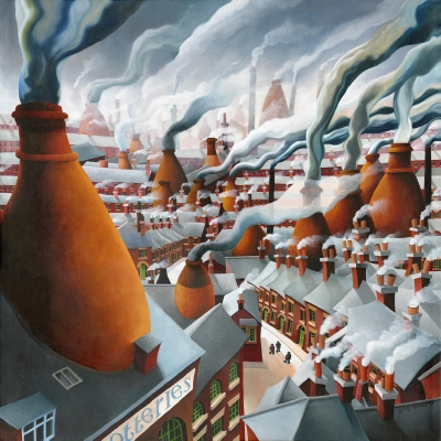 VMO020 The Vanished Landscape of The Potteries